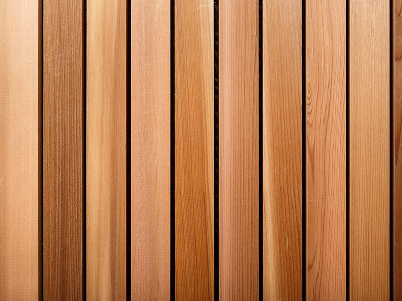 Western Red Cedar Cladding Timber Millworks