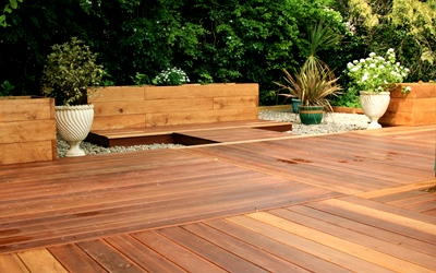 Hardwood Yellow Balau Decking