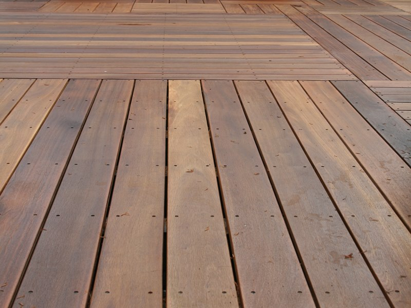 Hardwood Yellow Balau Decking Millworks