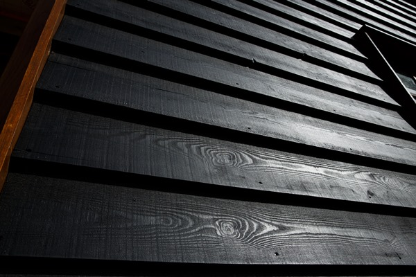Siberian Larch Barn Cladding