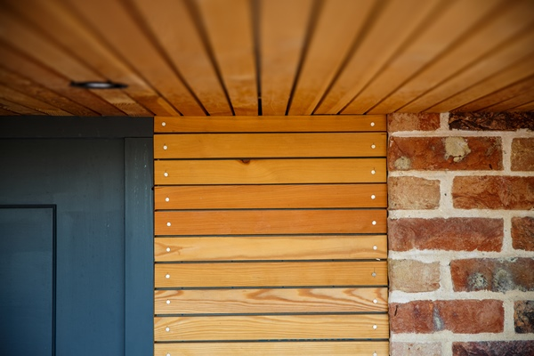 Siberian Larch Channel Cladding